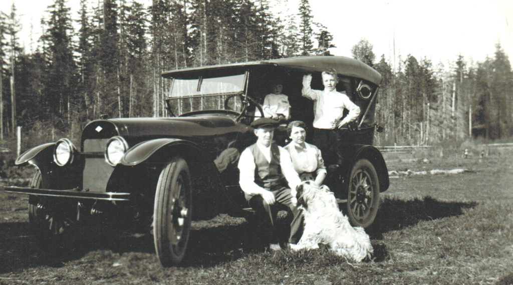 First Chev car - 480 Chev - 1915